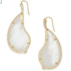 Kendra Scott Tinley Gold Plated Earrings